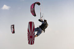 Skysurf Royalty Free Stock Image