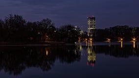SkyTower Fotografering för Bildbyråer