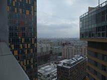 Skytower Royaltyfri Foto