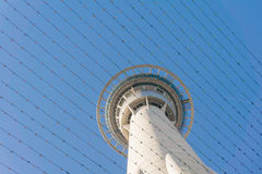 Skytower, Auckland, New Zealand Stock Photography