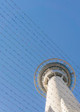 Skytower, Auckland, New Zealand Royalty Free Stock Image