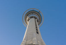 Skytower, Auckland, New Zealand Royalty Free Stock Images