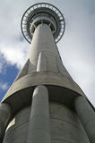 Skytower in Auckland, Nieuw Zeeland stock fotografie