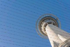Skytower, Auckland, Nowa Zelandia Zdjęcia Royalty Free