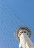 Skytower, Auckland, Nowa Zelandia Obraz Royalty Free