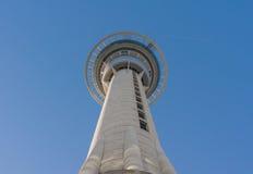 Skytower, Auckland, Nowa Zelandia Obrazy Royalty Free