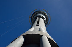 SkyTower in Auckland Royalty Free Stock Photos