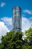 Skytower wroclaw, Poland Royalty Free Stock Photography