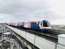 Skytrain Zdjęcie Stock