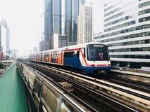 Skytrain Obraz Stock