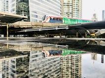 Skytrain Zdjęcia Stock