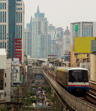 Skytrain Stock Image