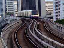 Skytrain Royalty Free Stock Photo