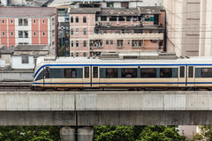 Skytrain Royalty Free Stock Photography