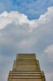 skytrappa till Fotografering för Bildbyråer