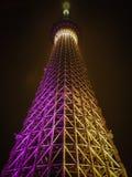 skytree东京 免版税库存图片