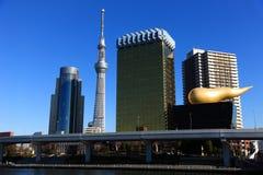 Skytree de Tokyo Foto de Stock Royalty Free