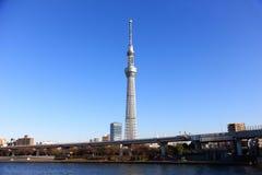 Skytree de Tokyo Fotos de Stock