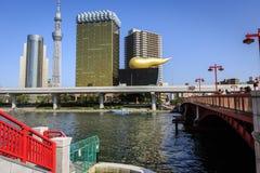 Skytree di Tokyo Immagini Stock