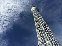 Skytree Tokyo lizenzfreie stockbilder