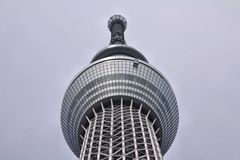 Skytree Royalty Free Stock Image