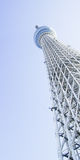 The Skytree Tower in Tokyo, Japan Royalty Free Stock Photos