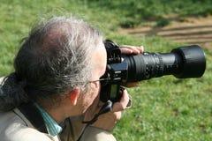 skytte Fotografering för Bildbyråer