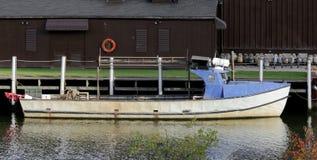 Skyttel för kommersiellt fiske Royaltyfria Bilder