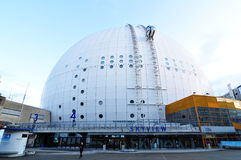 skyview斯德哥尔摩 库存图片