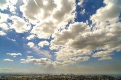 Skyview на Маниле Стоковые Фотографии RF
