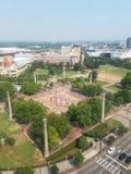 Skyview Atlanta GA Royalty-vrije Stock Fotografie