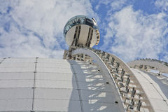 Skyview - Ericsson Globe Stock Photos