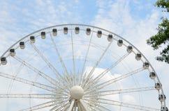 Skyview Ferris Wheel Atlanta, Georgia Stock Photos