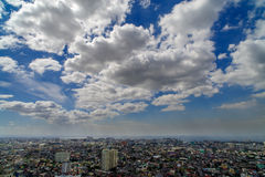 Skyview at Manila Stock Photography