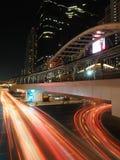 Skywalk de Chong Nonsi Foto de archivo libre de regalías