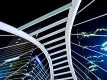 Skywalk de Chong Nonsi Imagen de archivo libre de regalías