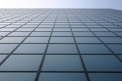 Skyward II. Comerica Bank building in Costa Mesa, California Stock Photos
