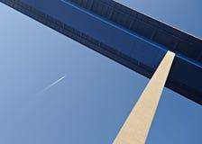 Skyway Royalty-vrije Stock Afbeelding
