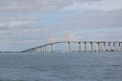 Skyway Bridge Royalty Free Stock Image