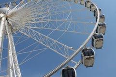 Skywheel在尼亚加拉瀑布,安大略 免版税库存图片