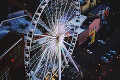 Skywheel Immagine Stock