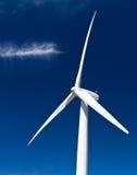 skywindmill Royaltyfri Fotografi