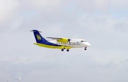 Skywork dornier 328 - 110 Stock Photo
