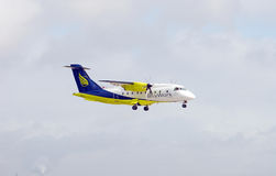Skywork dornier 328 - 110 Arkivfoto