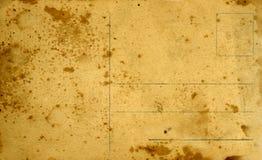 släkt tappning för antik collectible postobjektvykort arkivfoto