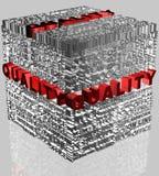 släkta ord för affärskvalitet Arkivbilder