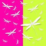 Sländor på en färgrik bakgrund Arkivbild