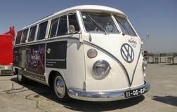 Släntra Volkswagen Arkivfoton