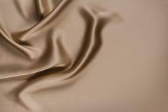 Slät elegant siden- texturabstrakt begreppbakgrund Fotografi för bästa sikt Royaltyfria Foton