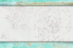 Slät pappers- modell för abstrakt begrepp Arkivbild
